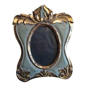 Italian Florentine Gilt Frame