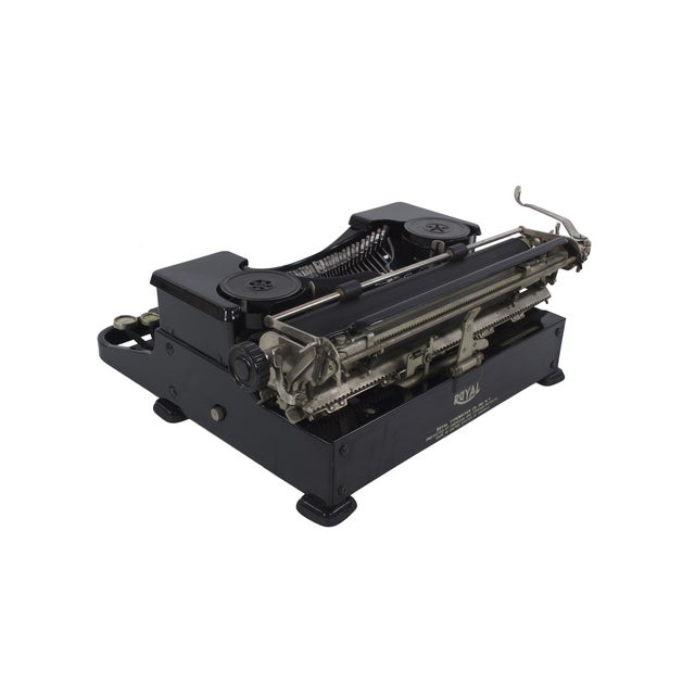 Royal Portable Typewriter - Image 3 of 5