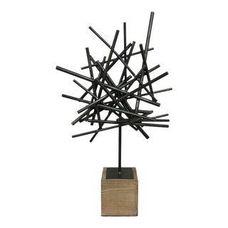 Iron Sticks Sculpture