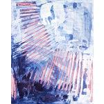 """Image of """"Bioluminescent I"""" Acrylic Painting"""