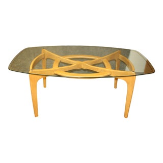 Adrian Pearsall Mid-Century Sculptural Dining Table