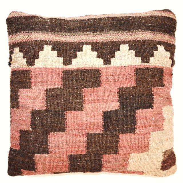 Turkish Kilim Pillows - Set of Three - Image 2 of 5