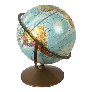 Vintage Globemaster Legend World Globe