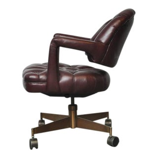 Dunbar Open Back Desk Chair by Edward Wormley