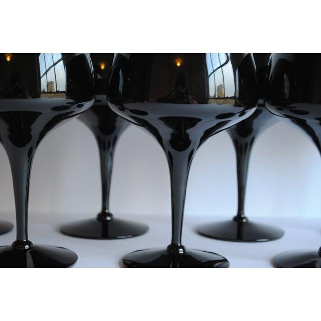 Image of Vintage Black Coupes - Set of 7