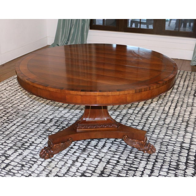Baker Dining Room Table - Image 11 of 11