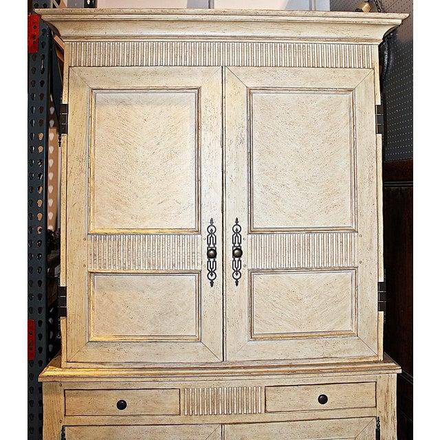 Baker Linen Press Armoire - Image 3 of 11