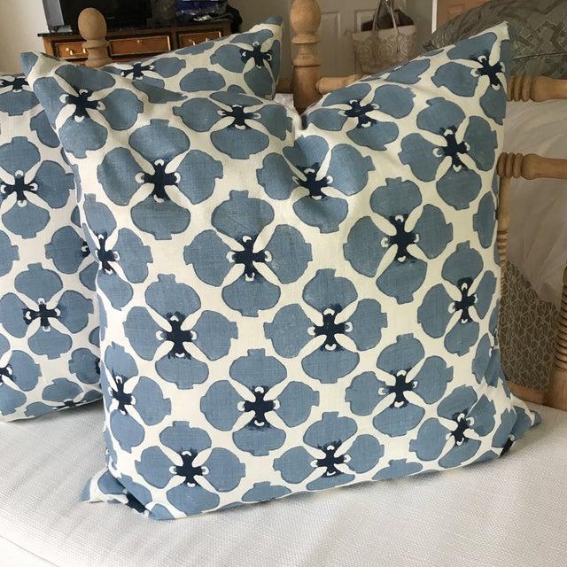Image of Galbraith and Paul Linen Pillows - A Pair