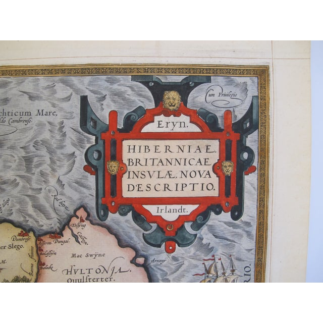 Antique Map of Ireland - Image 3 of 6