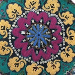Image of Ethnic Wall Medallion Tapestry