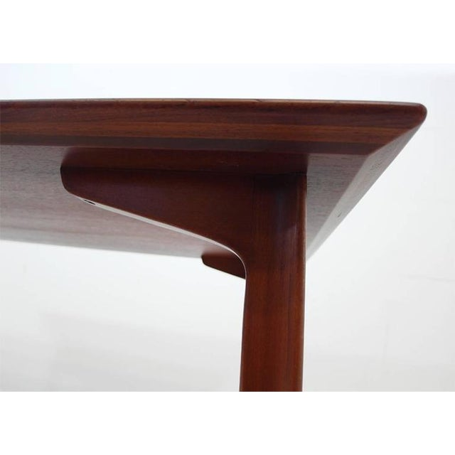 Arne Jacobsen Grand Prix Dining Table - Image 6 of 9