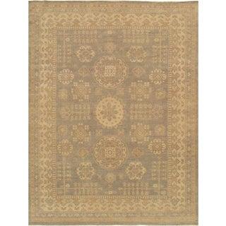 Pasargad Khotan Lamb's Wool Area Rug- 10′2″ × 14′1″