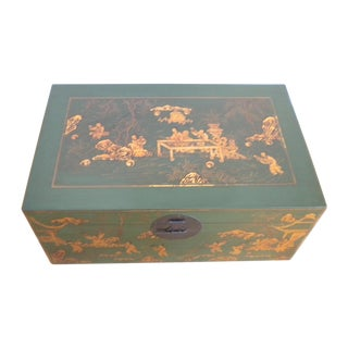 Chinese Blanket Chest/Trunk