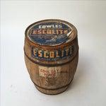 Image of Antique Laundry Detergent Barrel