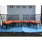 Image of Barbara Barry Script Side Chairs - Set of 6