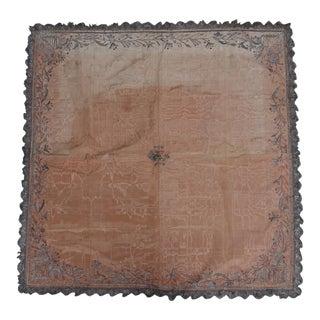 19th Century Italian Silk Textile