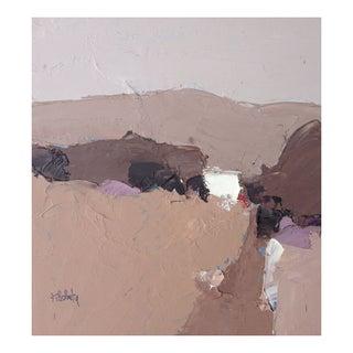 """Andree Thobaty """"La Maison en Lavende"""" Painting"""