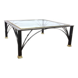 Vintage DIA Modern Coffee Table