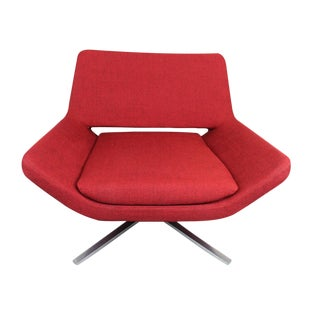 Jeffrey Bernett Club Chair for B&B Italia