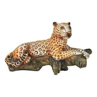 Leopard Figurine