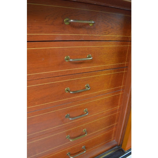 Image of French Mid-Century Modern Sideboard