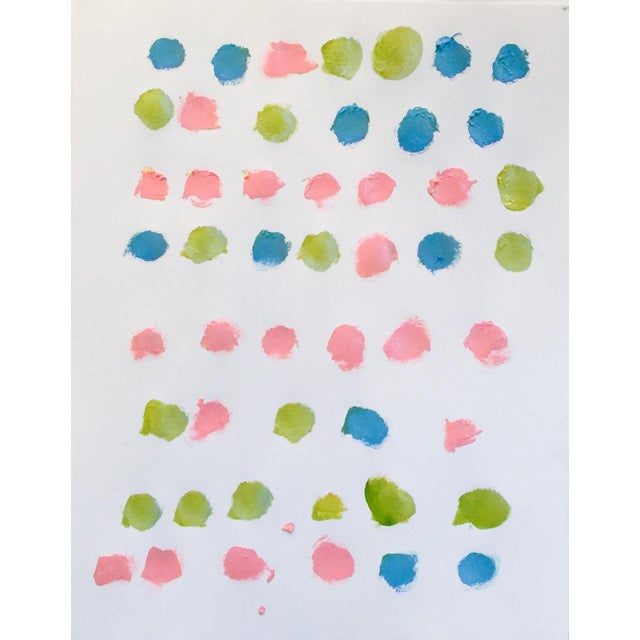 "Image of ""Candy Dots"" Painting by Kerri Rosenthal"