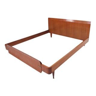 Italian Modern Bed Frame