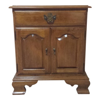 Ethan Allen Traditional Style Nightstand