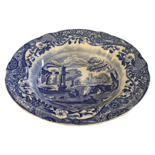 Spode Blue & White Bowl