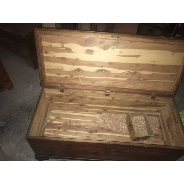 Vintage Acme Solid Red Cedar Chest Chairish