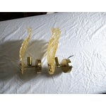 Image of 1970s Murano Sconces - S/2