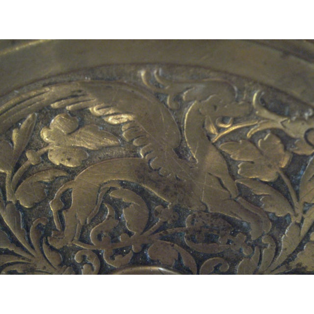 Bronze Chamber Candel Holders - A Pair - Image 4 of 11