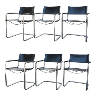 Matteograssi MG5 Dining Chairs - Set of 6
