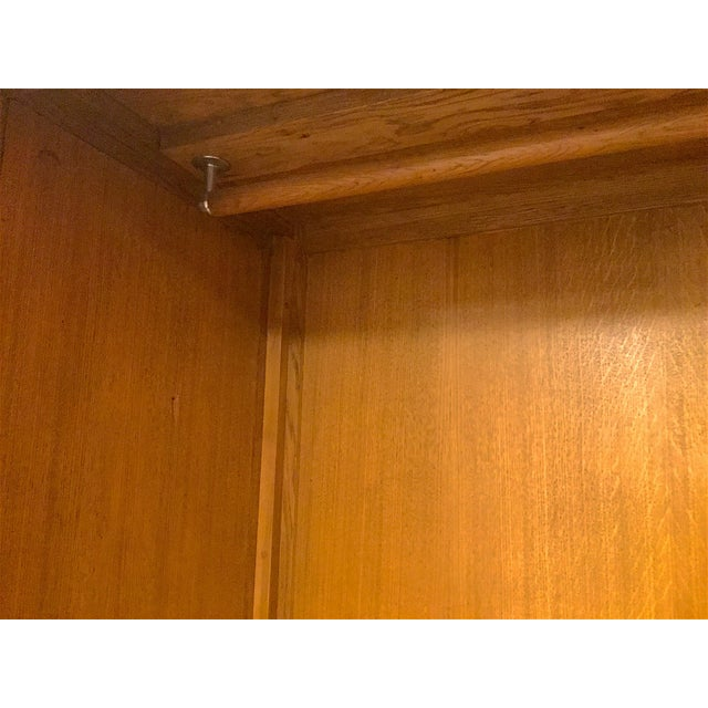 Solid Wood Armoire - Image 5 of 7