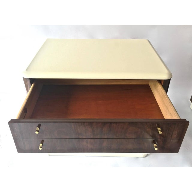 Mid-Century Drexel Nightstands - A Pair - Image 6 of 10