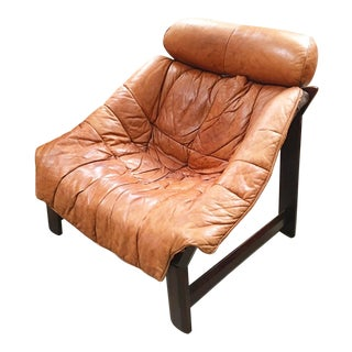 Brazilian Sergio Rodrigues Lounge Chair