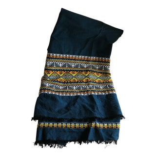 Indigo Sunset Serape Table Cloth