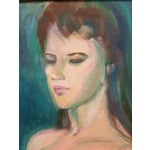 Image of Nude Study Oil Painting