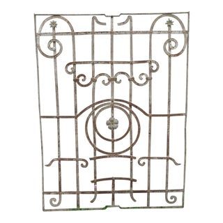 Antique Victorian Salvage Gate