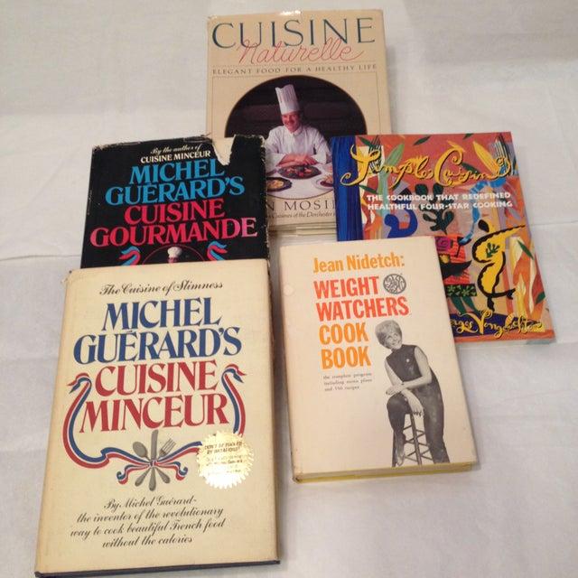 Vintage Cookbooks for a Healthy Life - Set of 5 - Image 2 of 11