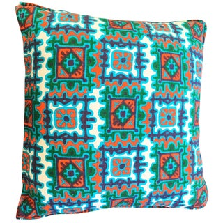 Custom Patterned Pillow - 1 of 2