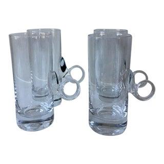 Lenox Crystal Irish Coffee Glasses - Set of 4