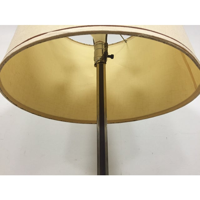 Mid-Century Table Floor Lamp - Image 5 of 8