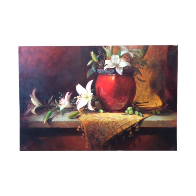 Image of Original Katherine Taylor Oil Painting
