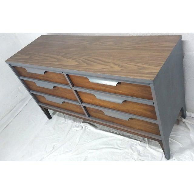 Johnson Carper Mid-Century Modern Dresser - Image 4 of 6