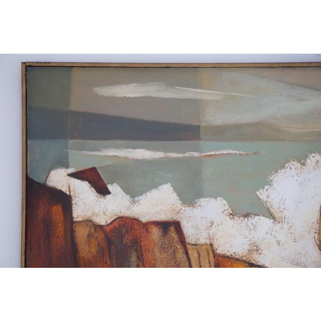 1960s Oil Painting by Darwin Musselman - Image 2 of 6