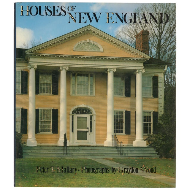 Image of Peter T. Mallary - Houses of New England