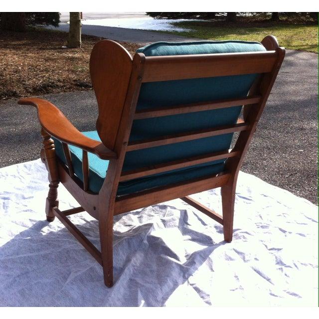 Heywood-Wakefield Mid-Century Modern Chair - Image 5 of 8