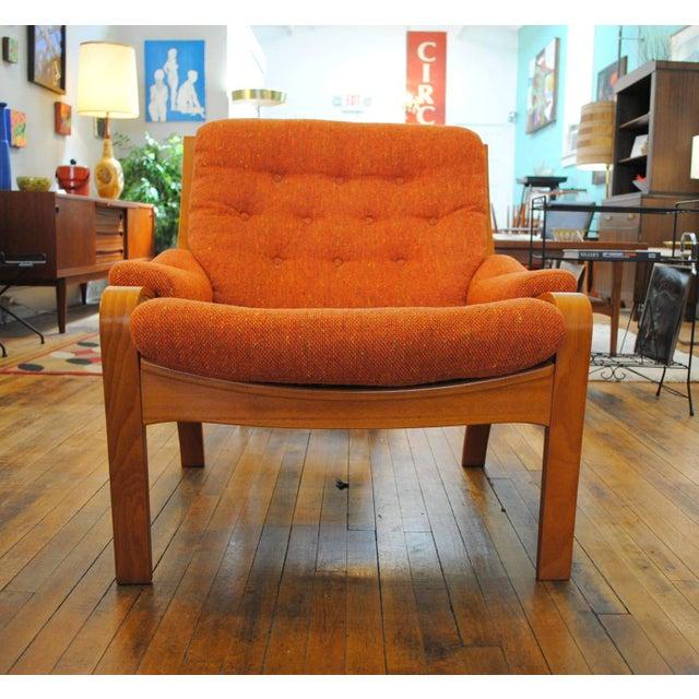 Norwegian Modern Lounge Chair - Image 3 of 11