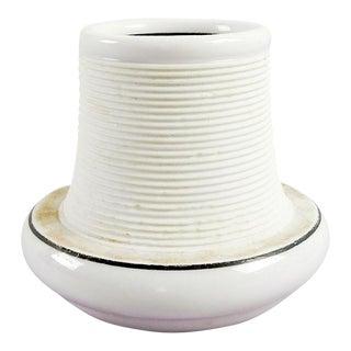 Porcelain Match Striker & Holder